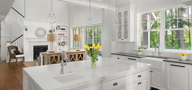 5 musts for a beautiful kitchen